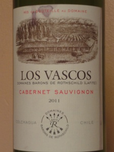 Los Vascos label (2)