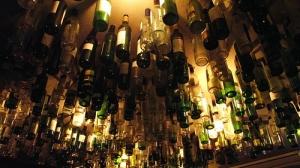 33 - wine bottles