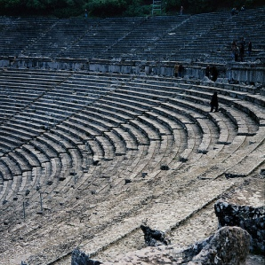 49 - Greek stadium