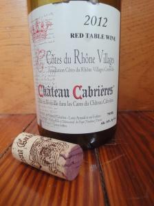 51 - Chateau Cabrieres Cotes du Rhone Villages